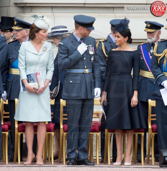 Meghan Markle, Kate Middleton, Principe Harry - Londra - 10-07-2018 - Meghan e Kate, le principesse dai pois... low cost!