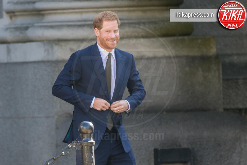 Principe Harry - Dublino - 10-07-2018 - Meghan Markle sceglie il verde per il suo debutto in Irlanda