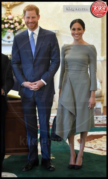 Meghan Markle, Principe Harry - Dublino - 11-07-2018 - Meghan Markle e Jennifer Garner: chi lo indossa meglio?