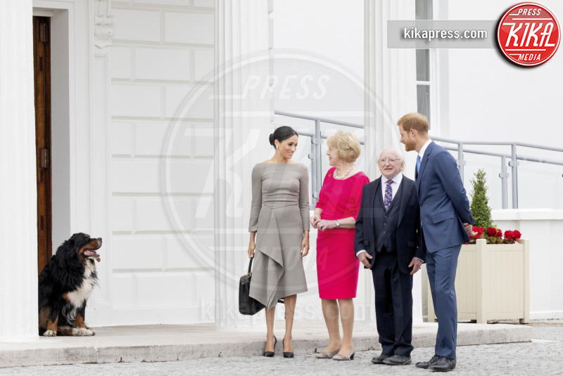 Prince Harry, Meghan Markle - Dublino - 11-07-2018 - Meghan Markle cheap and chic? Non proprio...