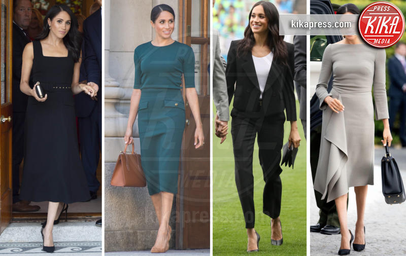 Meghan Markle - Dublino - 12-07-2018 - Meghan Markle cheap and chic? Non proprio...