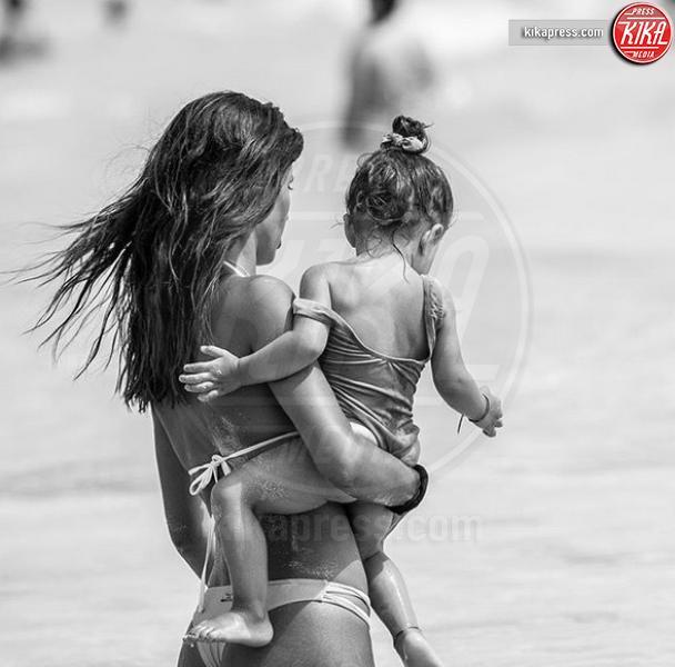 sofia matri, Federica Nargi - Formentera - 12-07-2018 - Federica Nargi e Alessandro Matri saranno genitori bis