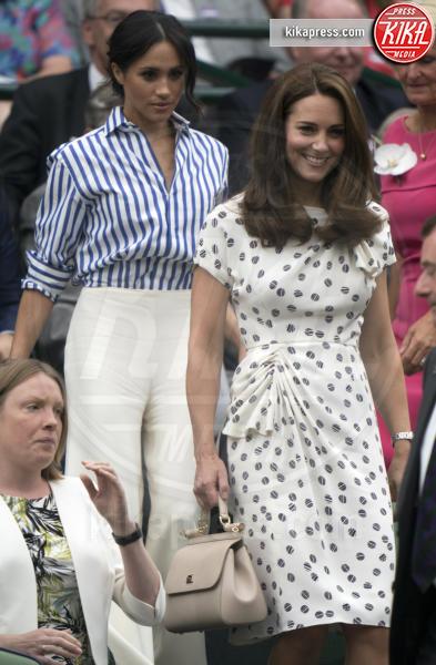 Meghan Markle, Kate Middleton - Wimbledon - 14-07-2018 - Alla scoperta della dieta di Meghan Markle