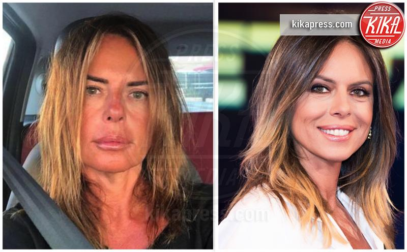 Paola Perego - Milano - 16-07-2018 - Eva Longoria, mamma troppo indaffarata per il make up!