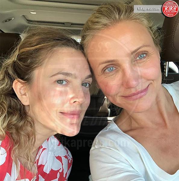 Drew Barrymore, Cameron Diaz - Hollywood - 18-07-2018 - Eva Longoria, mamma troppo indaffarata per il make up!