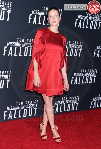 Rebecca Ferguson - Washington - 22-07-2018 - Fallout, sesta Mission Impossible per Tom Cruise