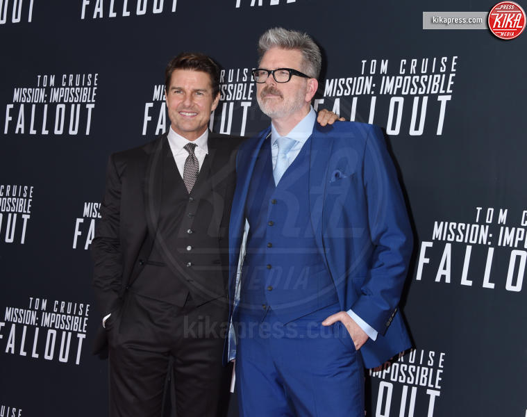 Christopher McQuarrie, Tom Cruise - Washington - 22-07-2018 - Fallout, sesta Mission Impossible per Tom Cruise