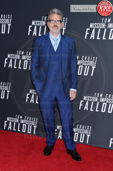 Christopher McQuarrie - Washington - 22-07-2018 - Fallout, sesta Mission Impossible per Tom Cruise
