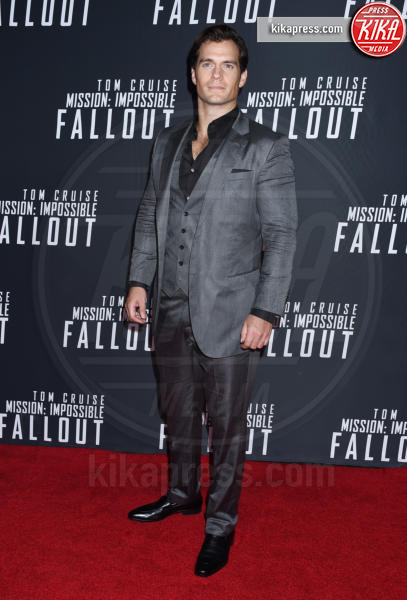 Henry Cavill - Washington - 22-07-2018 - Fallout, sesta Mission Impossible per Tom Cruise