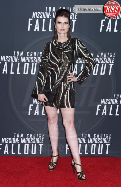 Carrie Genzel - Washington - 22-07-2018 - Fallout, sesta Mission Impossible per Tom Cruise