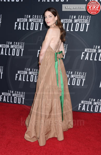 Michelle Monaghan - Washington - 22-07-2018 - Fallout, sesta Mission Impossible per Tom Cruise