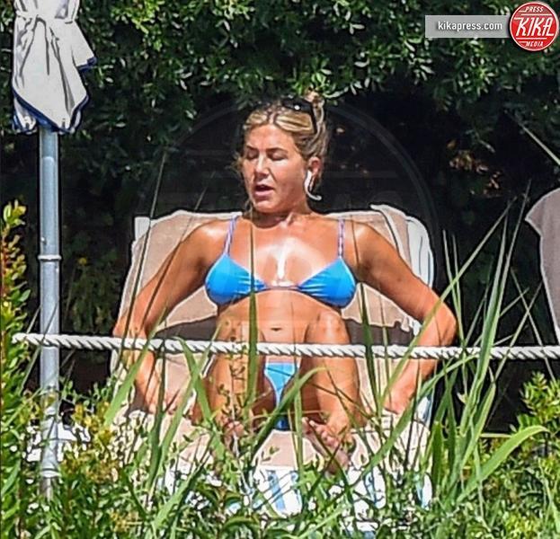 Jennifer Aniston - Portofino - 25-07-2018 - Segreto di Pulcinella:Jennifer Aniston in Liguria per il film