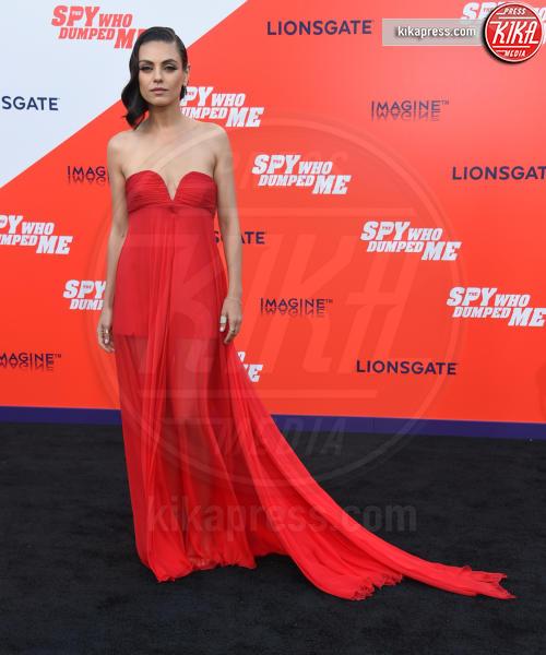 Mila Kunis - Westwood - 25-07-2018 - Il tuo ex non muore mai: parata di stelle sul red carpet