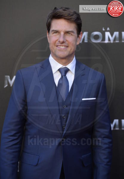 Tom Cruise - Madrid - 29-05-2017 - Tom Cruise, un palazzo da Super power vicino a Scientology
