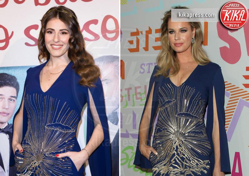 Diana del Bufalo, Rebecca Romijn - 30-07-2018 - Chi lo indossa meglio? Diana Del Bufalo e Rebecca Romijn