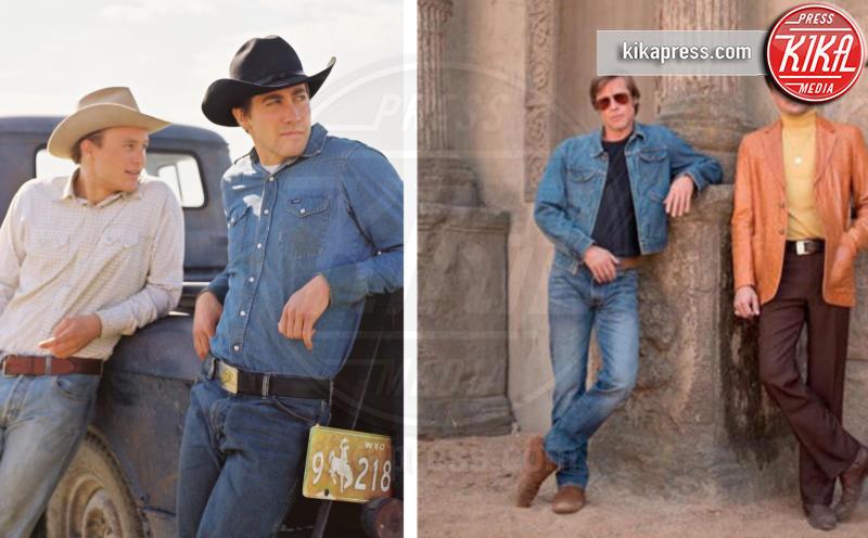 Jake Gyllenhaal, Heath Ledger, Leonardo DiCaprio, Brad Pitt - Hollywood - 30-07-2018 - Gli attori che non sapevate avessero rifiutato ruoli cult