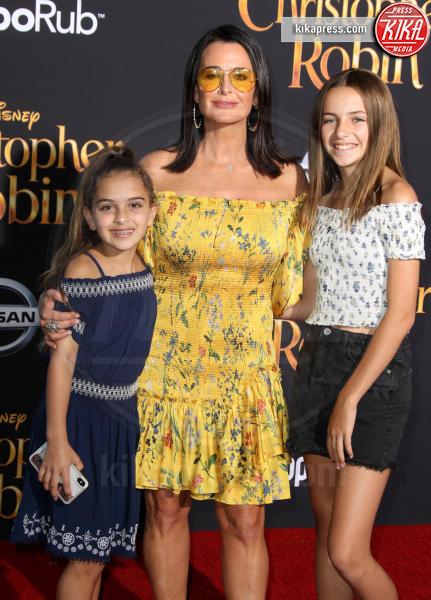 Portia Umansky, Guest, Kyle Richards - Los Angeles - 30-07-2018 - Ewan McGregor: il più bello sul red carpet di Christopher Robin