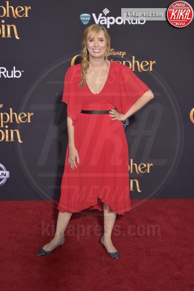 Allison Schroeder - Burbank - 30-07-2018 - Ewan McGregor: il più bello sul red carpet di Christopher Robin