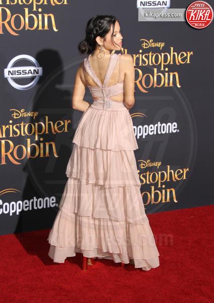 Jenna Ortega - Los Angeles - 30-07-2018 - Ewan McGregor: il più bello sul red carpet di Christopher Robin