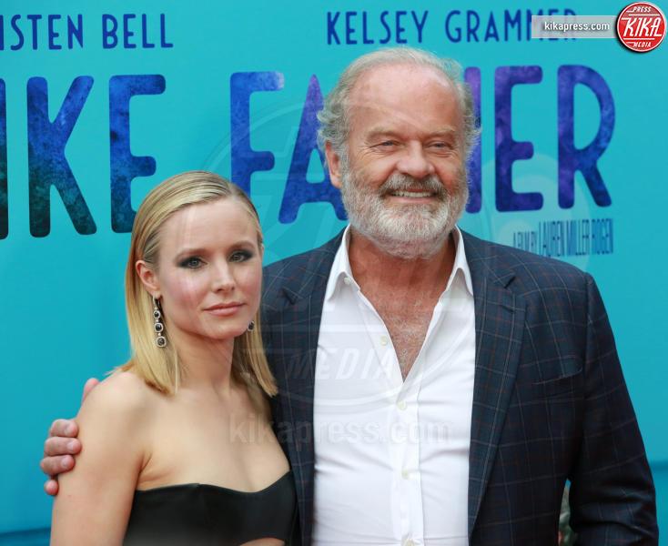 Kristen Bell, Kelsey Grammer - Los Angeles - 01-08-2018 - Kristen Bell: la pantera nera della première di Like Father