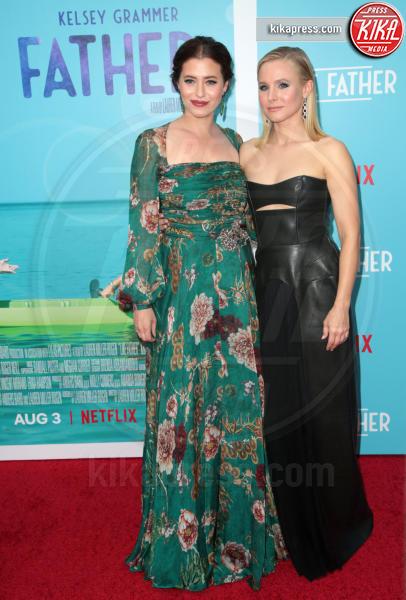 Lauren Miller Rogen, Kristen Bell - Los Angeles - 01-08-2018 - Kristen Bell: la pantera nera della première di Like Father