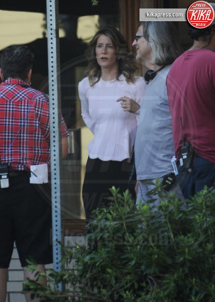 Laura Dern - Los Angeles - 01-08-2018 - Big Little Lies 2: sul set c'è Meryl Streep
