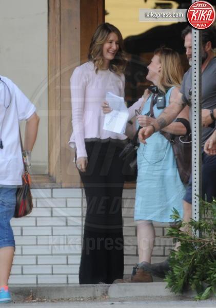 Laura Dern - Los Angeles - 01-08-2018 - Big Little Lies 2: sul set c'è Meryl Streep