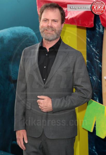 Rainn Wilson - Los Angeles - 07-08-2018 - The Meg, Statham e Huntington-Whiteley, se questa è una crisi...