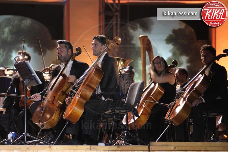 Orchestra - Caserta - 07-08-2018 - Un'estate da re con Jonas Kaufmann e Maria Agresta