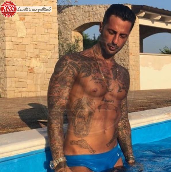 Fabrizio Corona - Milano - 08-08-2018 - Ilary Blasi fa ironia su Fabrizio Corona, che miaccia il GF Vip