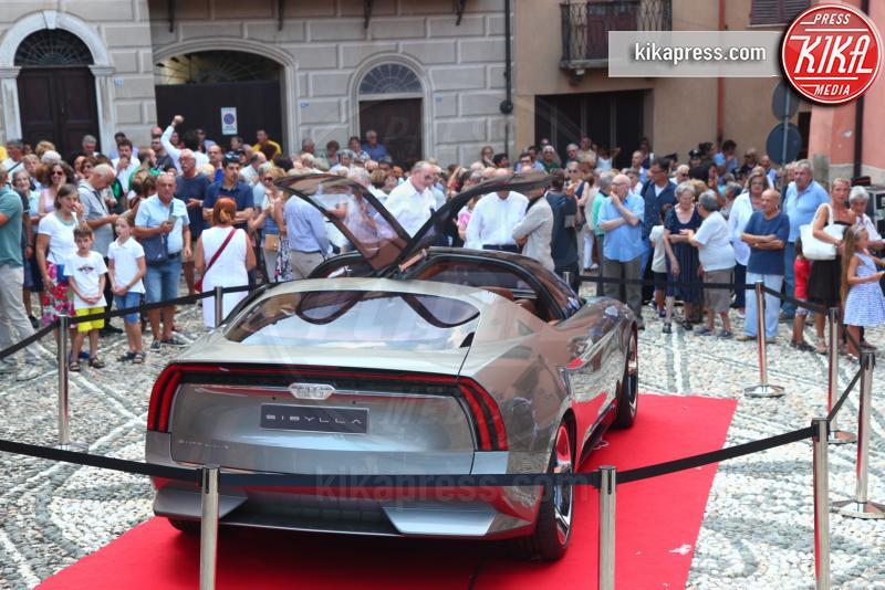 Cuneo - 07-08-2018 - Giorgetto Giugiaro festeggia 80 anni nella sua Garessio