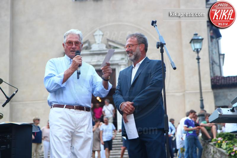 Giorgetto Giugiaro - Cuneo - 07-08-2018 - Giorgetto Giugiaro festeggia 80 anni nella sua Garessio