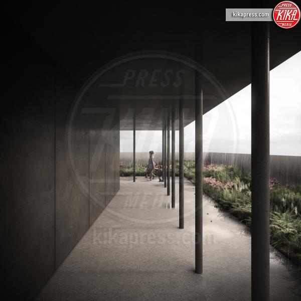 memoriale Grenfell Tower - Londra - 09-08-2018 - Grenfell Tower, l'edificio verrà trasformato in un memoriale