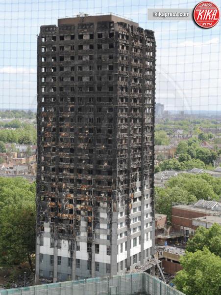 Grenfell Tower - Londra - 16-06-2017 - Grenfell Tower, l'edificio verrà trasformato in un memoriale