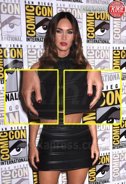 Megan Fox - San Diego - 24-07-2014 - Le star che non sapevate avessero assurdi difetti fisici