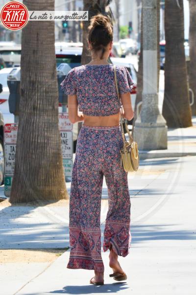 Alessandra Ambrosio - Los Angeles - 15-08-2018 - Alessandra Ambrosio e il nuovo amore italiano: c'è il bacio