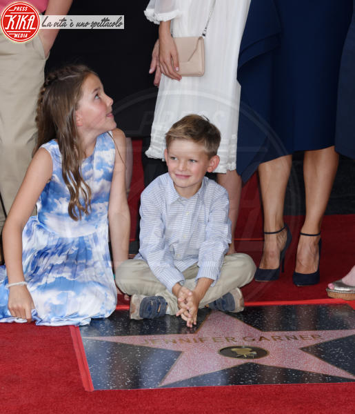 Samuel Affleck - Hollywood - 20-08-2018 - Brilla la stella di Jennifer Garner sulla Walk of Fame