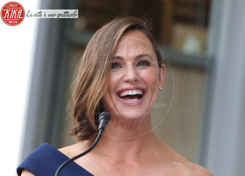 Jennifer Garner - Hollywood - 20-08-2018 - Brilla la stella di Jennifer Garner sulla Walk of Fame