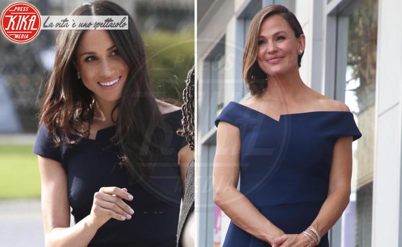 Meghan Markle, Jennifer Garner - 21-08-2018 - Meghan Markle e Jennifer Garner: chi lo indossa meglio?