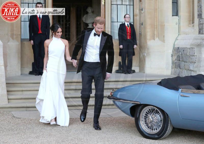 Prince Harry, Meghan Markle - Windsor - 19-05-2018 - Bye bye 2018: i 14 matrimoni piu' belli dell'anno