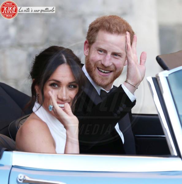 Prince Harry, Meghan Markle - Windsor - 19-05-2018 - Le star che non sapevate utilizzassero nomi in codice