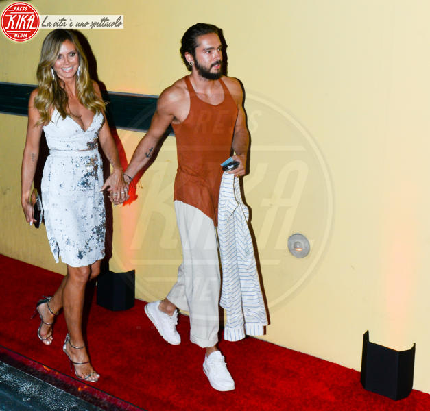 Tom Kaulitz, Heidi Klum - Los Angeles - 23-08-2018 - Heidi Klum e Tom Kaulitz sono marito e moglie