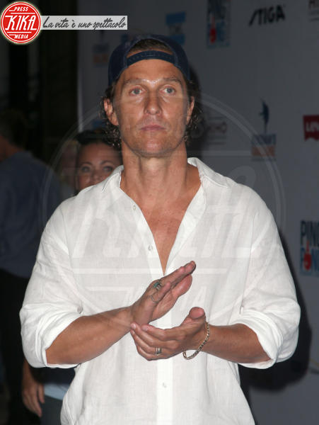 Matthew McConaughey - Los Angeles - 24-08-2018 - The Batman: Matthew McConaughey sarà Harvey Dent
