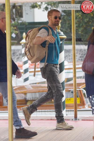 Ryan Gosling - Venezia - 29-08-2018 - Venezia 75: Ryan Gosling, il primo uomo al Lido