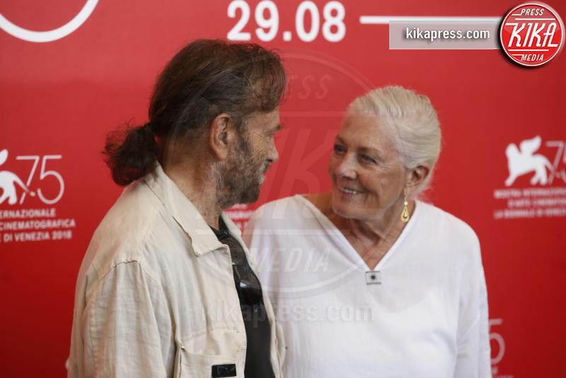 Vanessa Redgrave, Franco Nero - Venezia - 29-08-2018 - Venezia 75: a Vanessa Redgrave il Leone d'Oro alla carriera