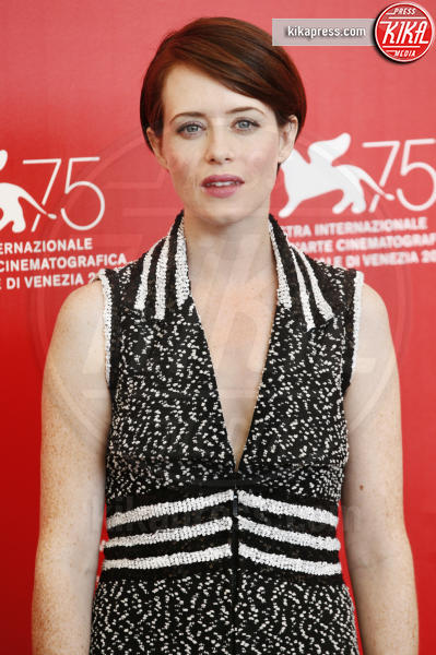 Claire Foy - Venezia - 29-08-2018 - Venezia 75: Chazelle-Gosling, dove eravamo rimasti?