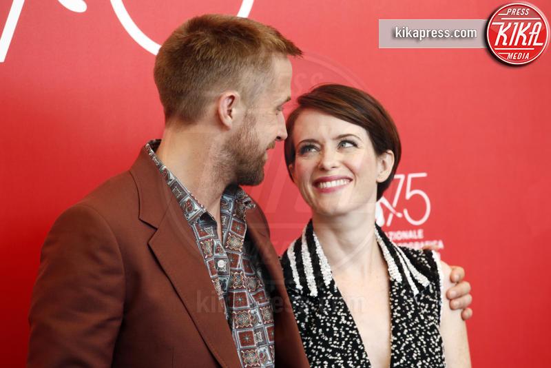 Claire Foy, Ryan Gosling - Venezia - 29-08-2018 - Venezia 75: Chazelle-Gosling, dove eravamo rimasti?