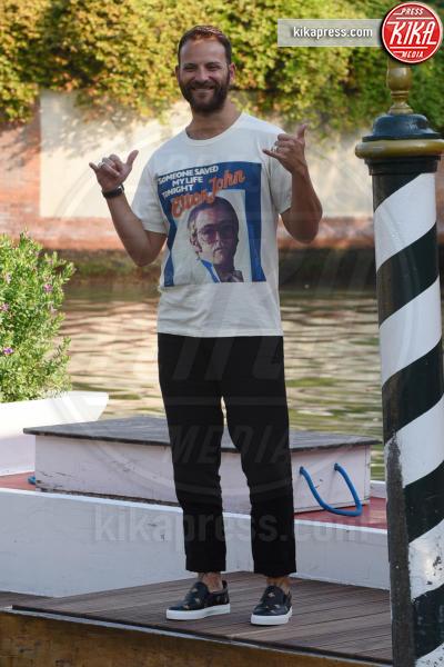 Alessandro Borghi - Venezia - 29-08-2018 - Venezia 75: Crescentini-Motta, amore al bacio in Laguna