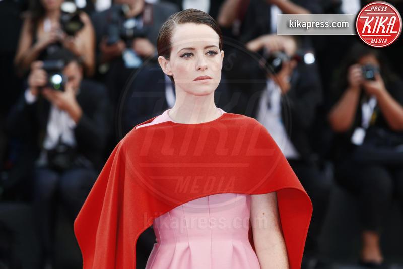 Claire Foy - Venezia - 29-08-2018 - Venezia 75: il primo red carpet è di Ryan Gosling
