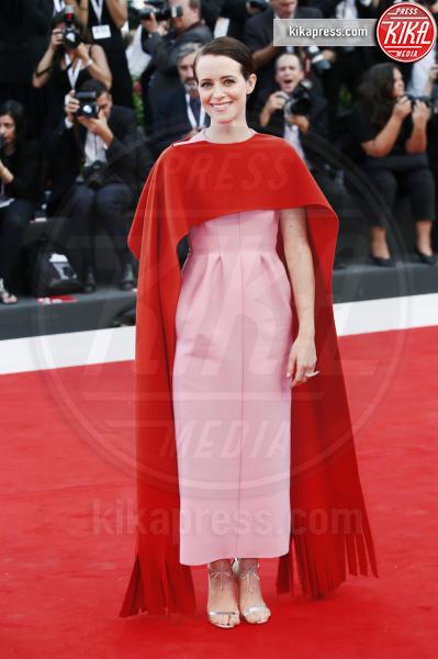 Claire Foy - Venezia - 29-08-2018 - Venezia 75: gli stilisti sul primo red carpet